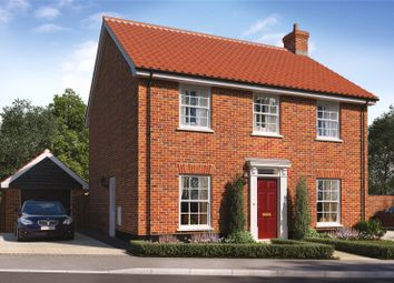 Thumbnail 4 bed detached house for sale in Plot 27 Heronsgate, Blofield, Norwich, Norfolk