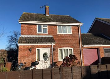 Thumbnail 3 bed link-detached house for sale in Manor Close, Hockering, Dereham
