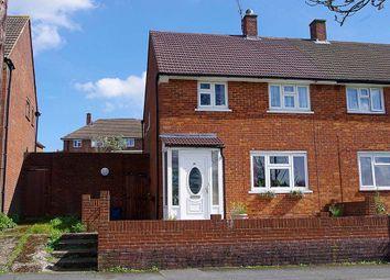 Thumbnail 3 bed semi-detached house for sale in Godric Crescent, New Addington, Croydon