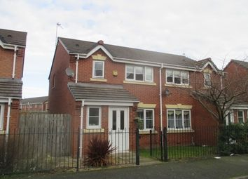 Thumbnail 3 bedroom property to rent in Hansby Drive, Speke, Liverpool