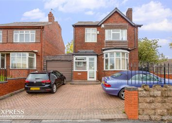 Thumbnail 3 bed detached house for sale in Throne Road, Rowley Regis, West Midlands