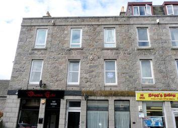 Thumbnail 1 bedroom flat to rent in 607 George Street, First Floor Left, Aberdeen