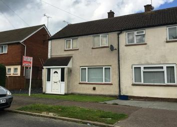 Thumbnail 2 bedroom end terrace house for sale in Warwick Road, Bletchley, Milton Keynes