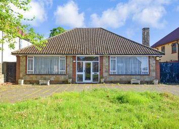 Thumbnail 3 bed detached bungalow for sale in Manor Road, Chigwell, Essex