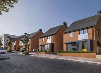 "Thumbnail 4 bed detached house for sale in ""The Breeze"" at Marksbury Road, Bedminster, Bristol"