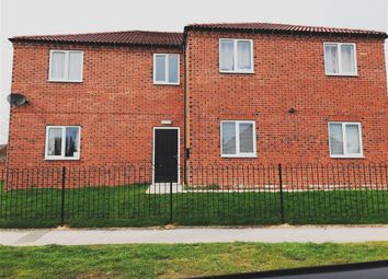 Thumbnail 2 bedroom flat to rent in Beverley Road, Harworth, Doncaster