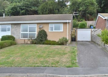 Thumbnail 2 bed semi-detached bungalow for sale in 7, Tanyrallt, Llanidloes, Powys