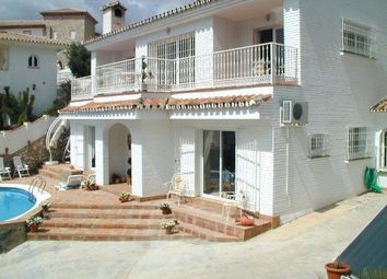 Thumbnail 4 bed villa for sale in Spain, Málaga, Benalmadena, La Capellanía