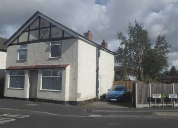 Thumbnail 3 bedroom semi-detached house for sale in School Road, Orford, Warrington, Cheshire
