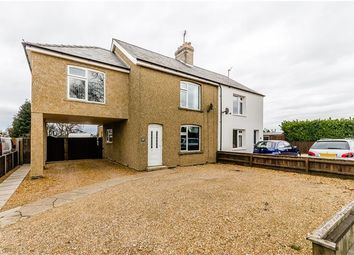 Thumbnail 3 bedroom semi-detached house for sale in Fordham Road, Soham, Ely