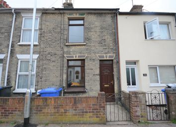 Thumbnail 3 bed terraced house for sale in Raglan Street, Lowestoft