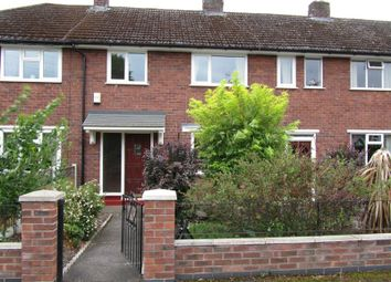 Thumbnail 3 bed terraced house to rent in Clayton Avenue, Congleton