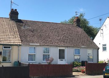 Thumbnail 2 bed bungalow for sale in 55 Queens Road, Minster-On-Sea, Sheerness, Kent