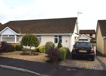 Thumbnail 2 bed semi-detached bungalow for sale in Iestyn Drive, Pencoed, Bridgend