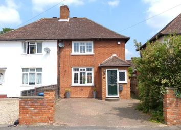 Thumbnail 3 bed semi-detached house for sale in Waters Road, Norbiton, Kingston Upon Thames
