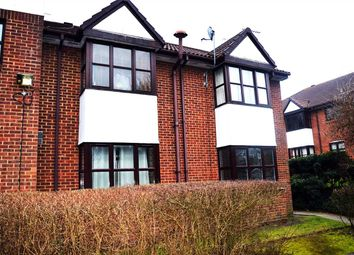 Thumbnail 1 bed flat to rent in Swallow Close, Greenhithe