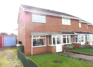 Thumbnail 2 bed property to rent in Woodlands Close, Stafford
