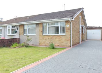 Thumbnail 2 bed semi-detached bungalow for sale in Eastmoor Road, Newport