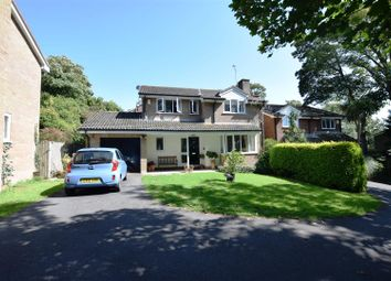 Thumbnail 4 bed detached house for sale in The Knoll, Woodhill Road, Portishead