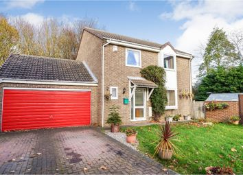 Thumbnail 4 bed detached house for sale in The Post Horn, Newton Aycliffe
