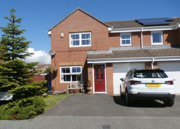 Thumbnail 3 bed semi-detached house for sale in The Dunes, Hadston, Morpeth