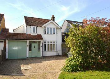 Thumbnail 5 bed detached house for sale in Sandridge Road, St.Albans