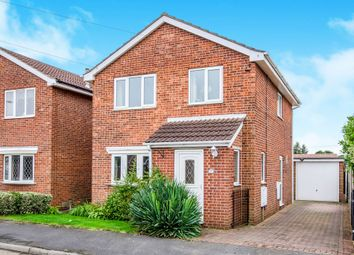 Thumbnail 3 bed detached house for sale in Pinefield Avenue, Barnby Dun, Doncaster