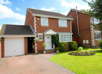 Thumbnail 4 bed detached house for sale in Crows Grove, Bradley Stoke, Bristol, South Gloucestershire