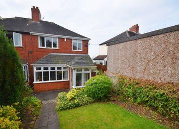 Thumbnail 3 bed semi-detached house for sale in Rockfield Avenue, Light Oaks, Stoke-On-Trent