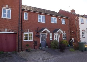 Thumbnail 2 bed terraced house for sale in Fieldview, Berkeley, Gloucestershire