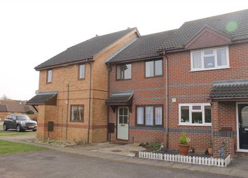 Thumbnail 2 bed terraced house to rent in Elmers Lane, Grange Farm, Ipswich