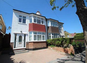Thumbnail 4 bed semi-detached house for sale in Waddon Park Avenue, Croydon, Surrey