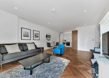 Thumbnail 1 bedroom flat to rent in Embassy Gardens, Ambassador Building, Nine Elms
