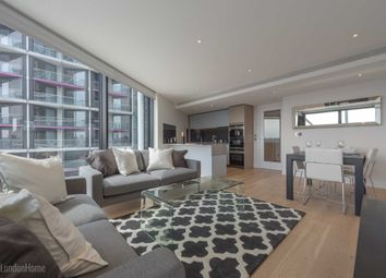 Thumbnail 2 bed flat to rent in Four Riverlight Quay, Nine Elms, Vauxhall, London