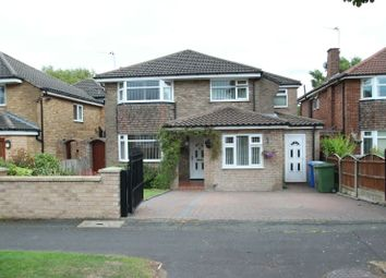 Thumbnail 4 bed detached house for sale in Briony Avenue, Hale, Altrincham