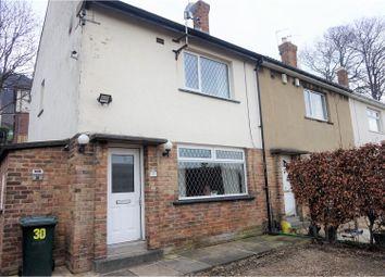 Thumbnail 2 bed end terrace house for sale in Hillside Road, Shipley