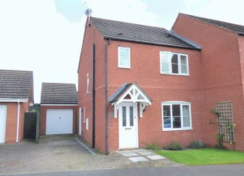 Thumbnail 3 bed semi-detached house for sale in Bronington Park, Bronington, Whitchurch