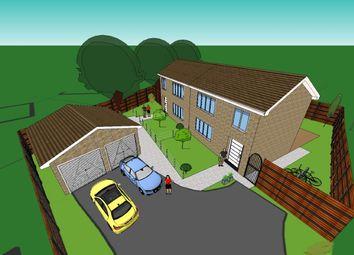 Thumbnail Land for sale in Gateford Glade, Worksop, Nottinghamshire