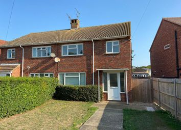 Thumbnail 3 bed semi-detached house to rent in Grange Road, Broadstairs