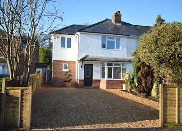 Thumbnail 4 bed semi-detached house for sale in Rivers Reach, Queen Katherine Road, Lymington
