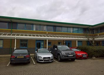 Thumbnail Office for sale in Units 4 & 5, Saxon House, Upminster Trading Park, Warley Street, Upminster, Essex
