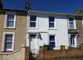 Thumbnail 5 bed terraced house for sale in Crown Road, Great Yarmouth