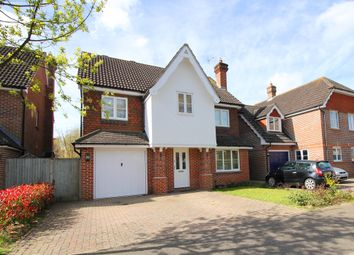 Thumbnail 5 bed detached house for sale in Jennings Way, Horley