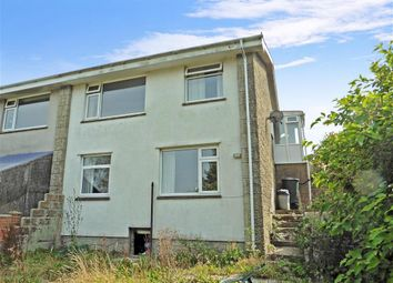 Thumbnail 2 bed semi-detached house for sale in Clarence Road, Wroxall, Ventnor, Isle Of Wight