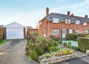 Thumbnail 2 bed end terrace house for sale in Queensway, Wymondham
