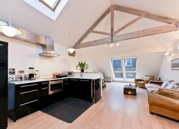Thumbnail 1 bedroom flat to rent in Rivington Street, London