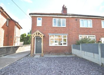 Thumbnail 3 bed semi-detached house for sale in Thelma Avenue, Brown Edge, Stoke-On-Trent