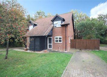 Thumbnail 2 bedroom semi-detached house for sale in Hazelwood, Elmsett, Ipswich