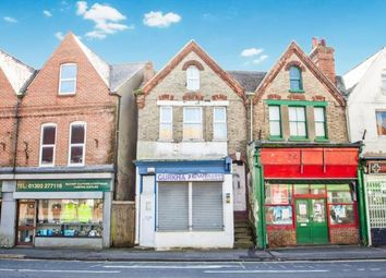 Thumbnail 3 bed terraced house for sale in Cheriton High Street, Folkestone, Kent, United Kingdom