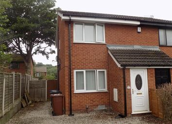 Thumbnail 2 bed property to rent in Lychfield Drive, Bamber Bridge, Preston